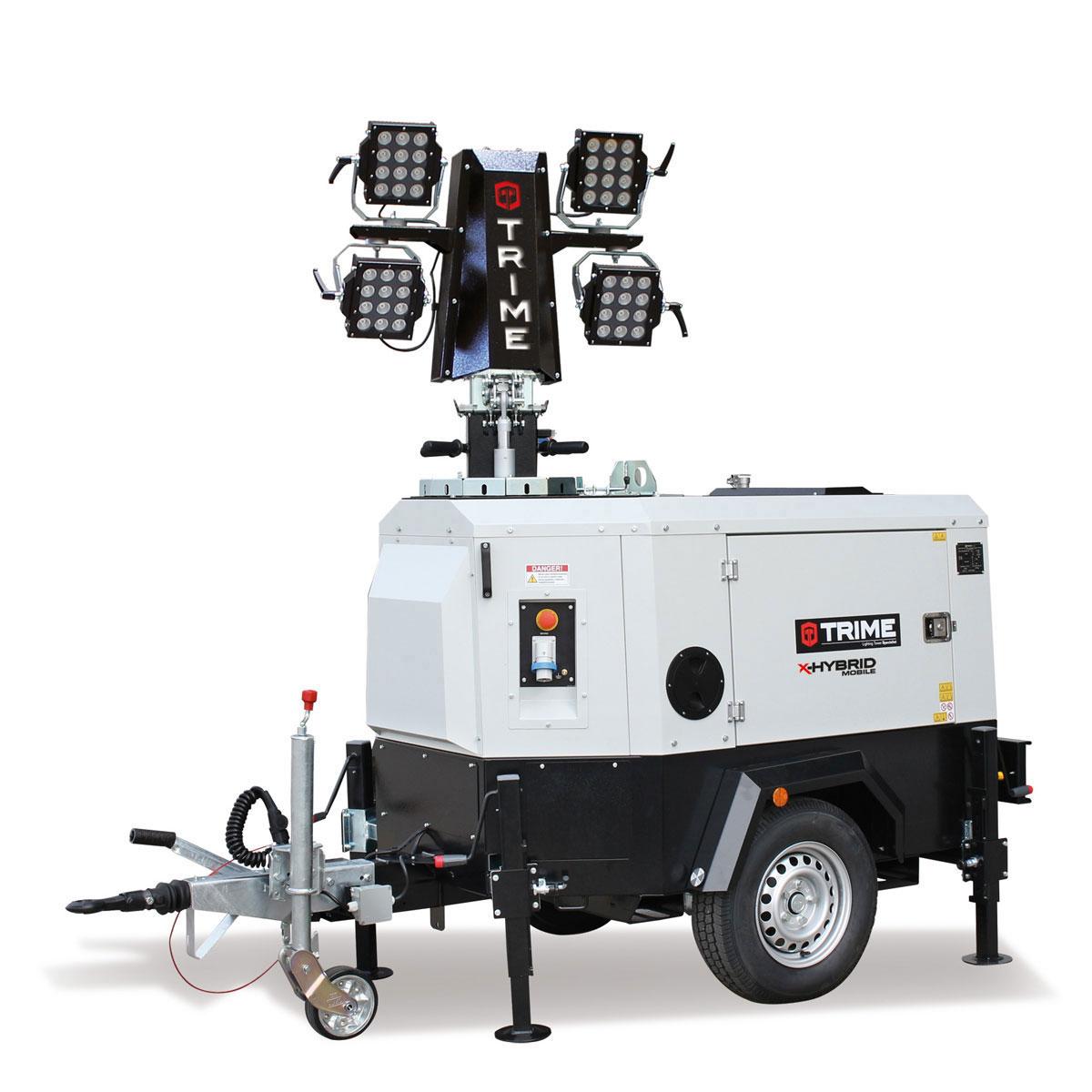 mobilais-prozektoru-masts-led-x-hybrid-4x150W-salikta-pozicija