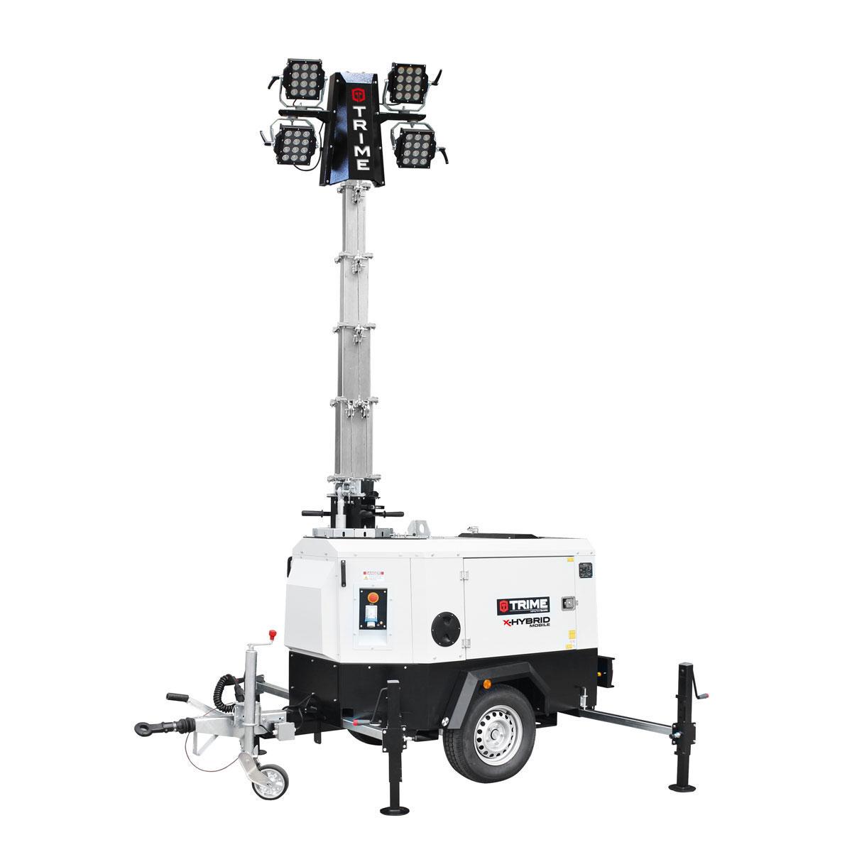mobilais-prozektoru-masts-led-x-hybrid-4x90W