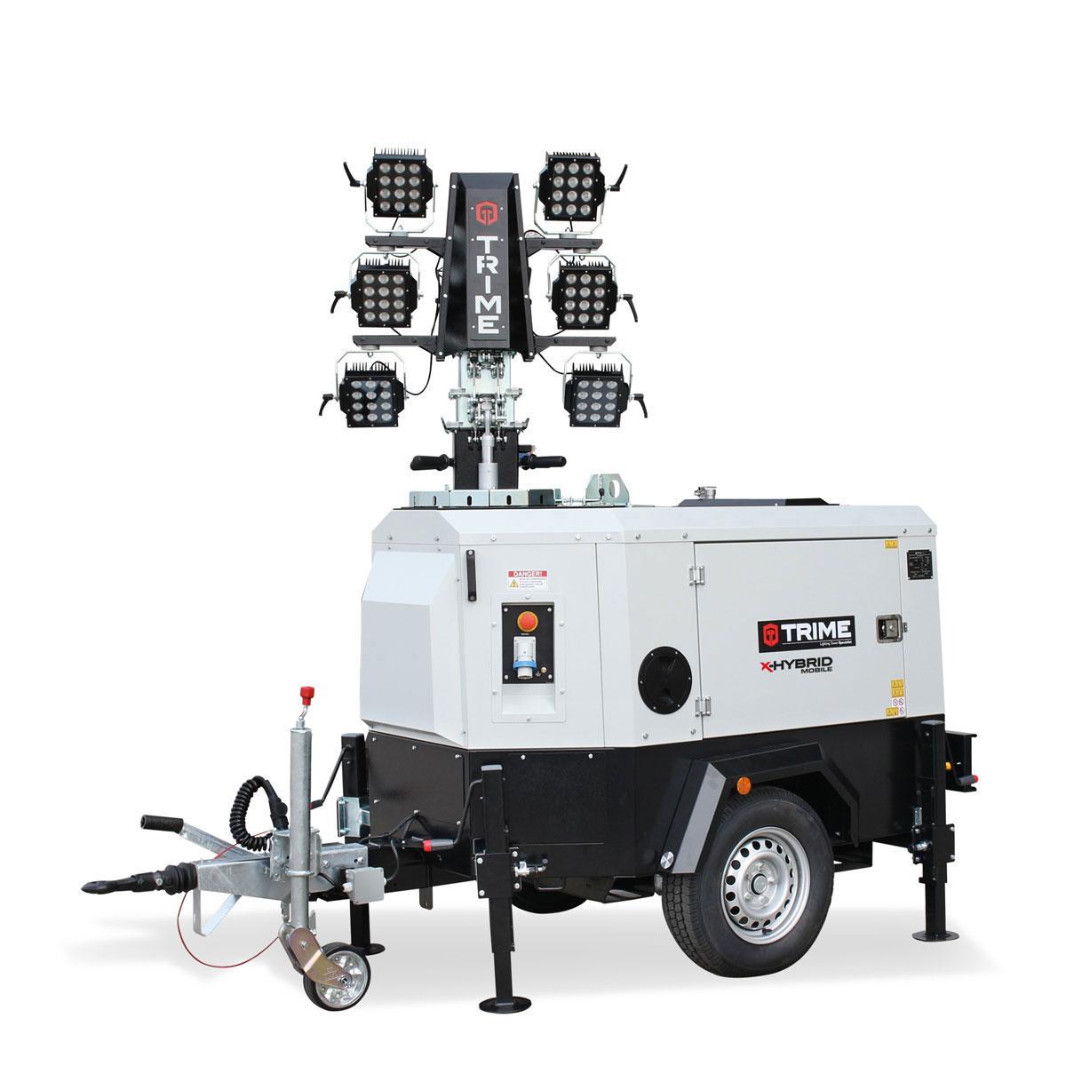 mobilais-prozektoru-masts-led-x-hybrid-6x150W-salikta-pozicija